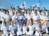 Спортивно-массовое мероприятие Волгоградской Ассоциации Киокусинкай каратэ (рис.22)
