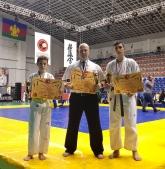 Чемпионат и Первенство ЮФО Киокусинкай 2018 Краснодар (рис.47)