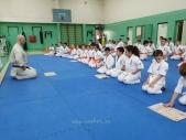 Аттестация на пояс киокусинкай карате и посвящение в каратисты
