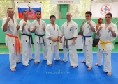 Аттестация на пояс киокусинкай карате и посвящение в каратисты май 2021 (рис.13)