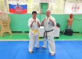 Аттестация на пояс киокусинкай карате и посвящение в каратисты май 2021 (рис.14)