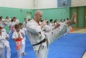Аттестация на пояс киокусинкай карате и посвящение в каратисты май 2021 (рис.2)