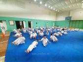 Аттестация на пояс киокусинкай карате и посвящение в каратисты май 2021 (рис.3)