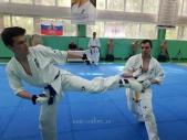 Аттестация на пояс киокусинкай карате и посвящение в каратисты май 2021 (рис.7)