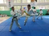 Аттестация на пояс киокусинкай карате и посвящение в каратисты май 2021 (рис.8)