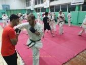 Дружеская боевая тренировка в Лицее 9  (рис.19)
