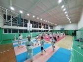 Дружеская боевая тренировка в Лицее 9  (рис.21)