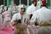Дружеская боевая тренировка в Лицее 9  (рис.5)