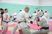 Дружеская боевая тренировка в Лицее 9  (рис.9)