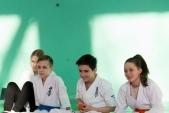 Экзамен на пояс кю-тест в Федерацие Киокушинкай УРАКЕН КАРАТЕ Волгоградской области (рис.6)