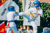 Учебные поединки по каратэ Киокушинкай-Лучший старт (рис.20)