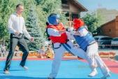 Учебные поединки по каратэ Киокушинкай-Лучший старт (рис.30)