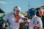 Учебные поединки по каратэ Киокушинкай-Лучший старт (рис.31)