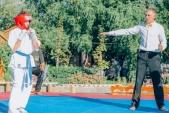 Учебные поединки по каратэ Киокушинкай-Лучший старт (рис.42)