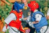 Учебные поединки по каратэ Киокушинкай-Лучший старт (рис.43)