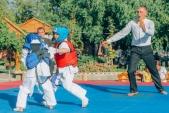 Учебные поединки по каратэ Киокушинкай-Лучший старт (рис.44)