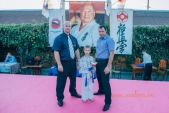 Учебные поединки по каратэ Киокушинкай-Лучший старт (рис.58)