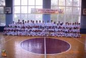 Кю-тест экзамен на пояс Волгоградской федерации киокусинкай каратэ 12 мая 2018
