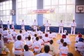 Кю-тест экзамен на пояс Волгоградской федерации киокусинкай каратэ 12 мая 2018 (рис.31)