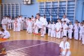 Кю-тест экзамен на пояс Волгоградской федерации киокусинкай каратэ 12 мая 2018 (рис.17)