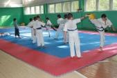 момент тренировки каратэ киокушинкай_moment trenerovki karate kyokushinkai