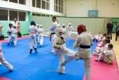 Общая тренировка с каратистами из города Волжского сентябрь 2019 (рис.13)