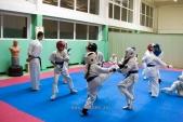 Общая тренировка с каратистами из города Волжского сентябрь 2019 (рис.14)