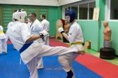 Общая тренировка с каратистами из города Волжского сентябрь 2019 (рис.15)