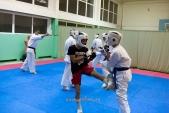 Общая тренировка с каратистами из города Волжского сентябрь 2019 (рис.16)