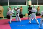 Общая тренировка с каратистами из города Волжского сентябрь 2019 (рис.18)