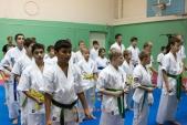 Общая тренировка с каратистами из города Волжского сентябрь 2019 (рис.5)