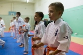 Общая тренировка с каратистами из города Волжского сентябрь 2019 (рис.6)