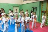 Общая тренировка с каратистами из города Волжского сентябрь 2019 (рис.8)