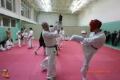 Совместная тренировка каратистов СК УРАКЕН с каратистами из Кировского района (рис.25)