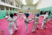 Совместная тренировка каратистов СК УРАКЕН с каратистами из Кировского района (рис.9)