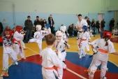 Общая тренировка киокусинкай в городе Волжском (рис.10)