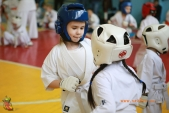 Общая тренировка киокусинкай в городе Волжском (рис.11)