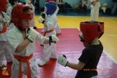 Общая тренировка киокусинкай в городе Волжском (рис.12)