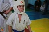 Общая тренировка киокусинкай в городе Волжском (рис.15)