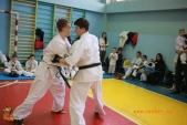 Общая тренировка киокусинкай в городе Волжском (рис.16)