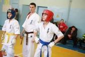 Общая тренировка киокусинкай в городе Волжском (рис.17)