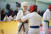 Общая тренировка киокусинкай в городе Волжском (рис.19)