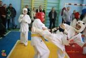 Общая тренировка киокусинкай в городе Волжском (рис.21)