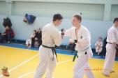 Общая тренировка киокусинкай в городе Волжском (рис.23)