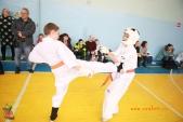 Общая тренировка киокусинкай в городе Волжском (рис.26)