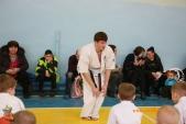 Общая тренировка киокусинкай в городе Волжском (рис.27)