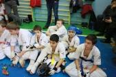Общая тренировка киокусинкай в городе Волжском (рис.28)