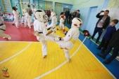 Общая тренировка киокусинкай в городе Волжском (рис.30)