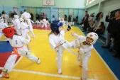 Общая тренировка киокусинкай в городе Волжском (рис.32)