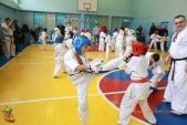 Общая тренировка киокусинкай в городе Волжском (рис.34)
